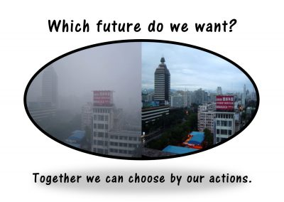 Which future do we want